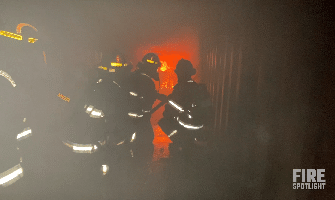 """Featured image for """"HOT Footage Captures Nozzle Forward Techniques in Alabama during Firefighter Training"""""""