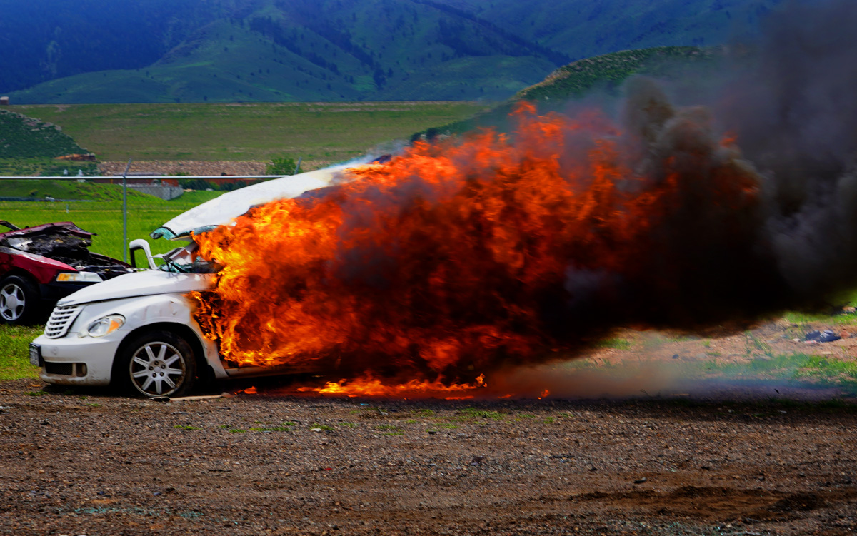 """Featured image for """"Front Range Fire Consortium Brings the Heat with Essential Vehicle Firefighter Training"""""""