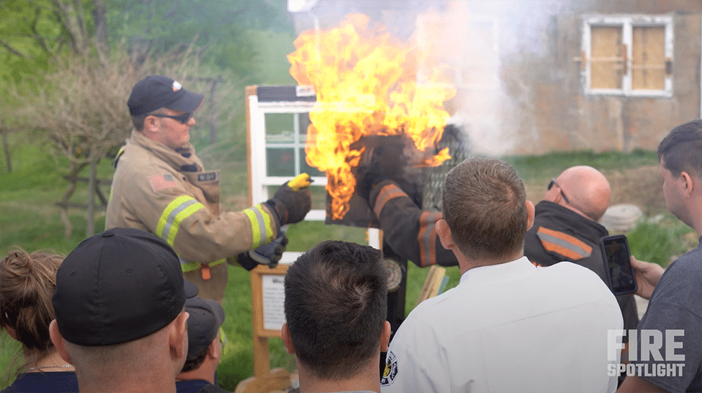 """Featured image for """"Insight Training: Firefighter Thermal Imaging Camera Training Using Max Fire Box"""""""