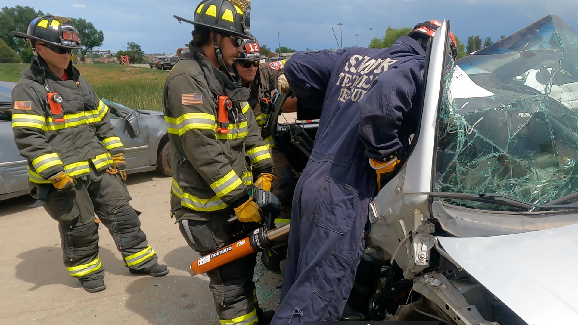 """Featured image for """"Vehicle Extrication Training Ideas from Parker, Colorado Fire College"""""""